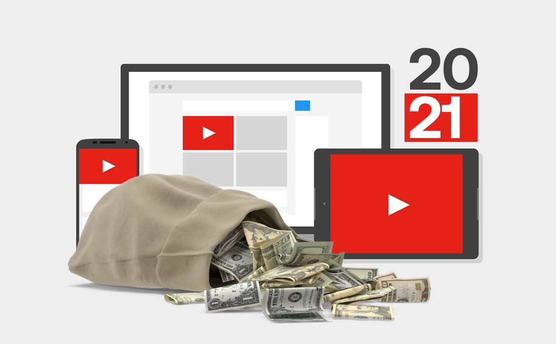 Cómo ganar dinero en Youtube 2021 | Guía paso a paso