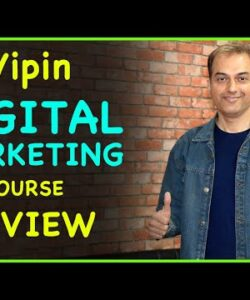 Vipin Malhotra Digital Marketing Course Review at CIIM