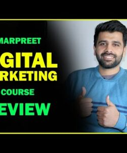Simarpreet Singh Review Digital Marketing Course at CiiM