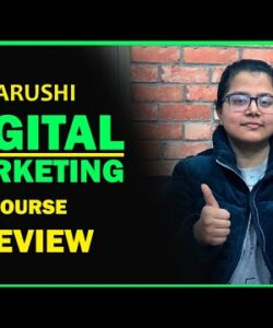 Aarushi Review Digital Marketing Course at CiiM